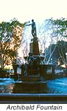 Hyde Park's Archibald Fountain